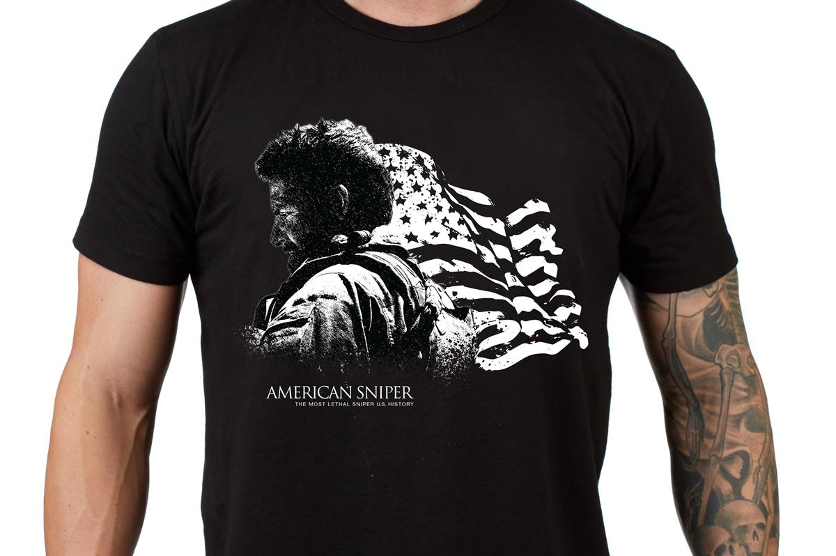 American Sniper Apparel Marketing Campaign | Jivaldi